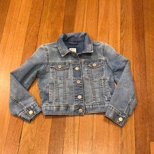 GapKids denim jacket. Size small.